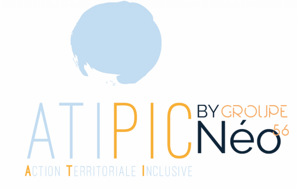 Logo ATIPIC by Néo 56